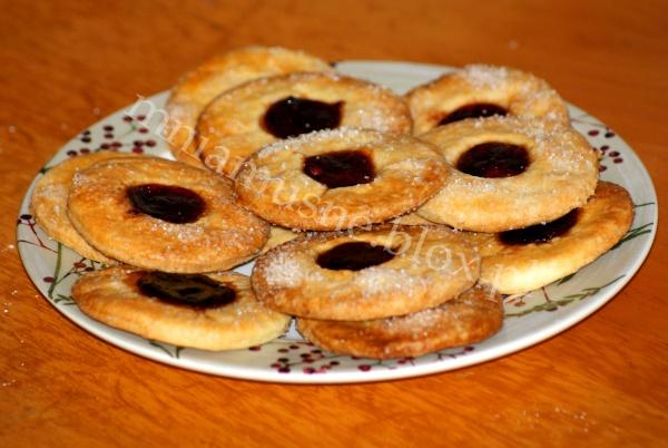 Ciasteczka z marmoladką