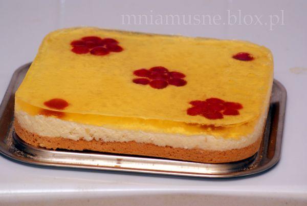 ciasto wiosenne kokosowo-ananasowe