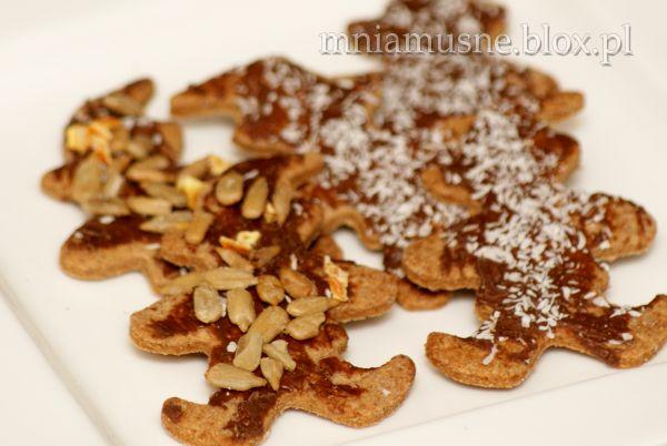 Żytnie ciasteczka z cynamonem