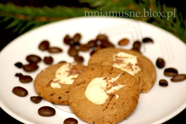 Kawowe ciasteczka świąteczne