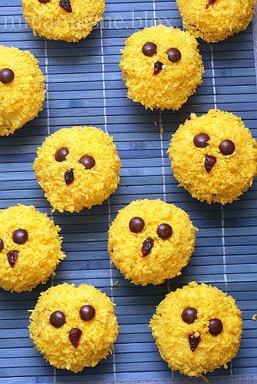 Kurczakowe Muffinki