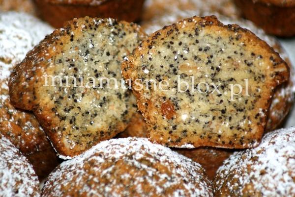 Muffineczki w kropeczki