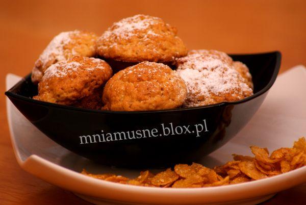 Muffinki kukurydziane