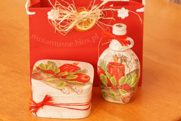 Świąteczny likier czekoladowo-pomarańczowy z korzenną nutą