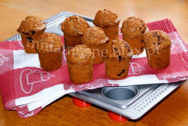 Pierwsze muffinki