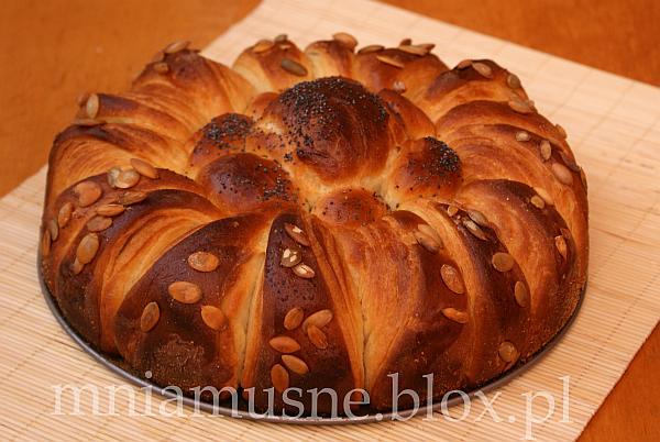 Słonecznik - chlebek Bułgarski