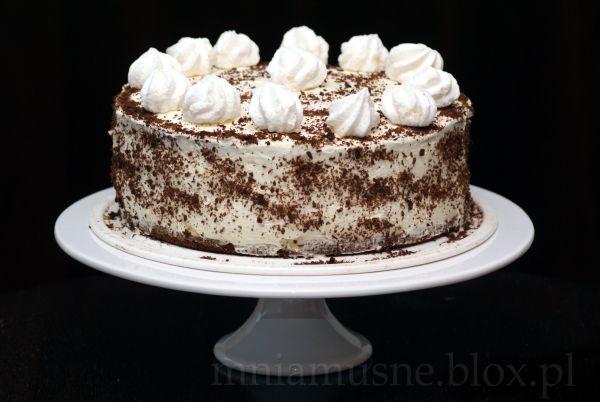 Tort jak kostka alpejska